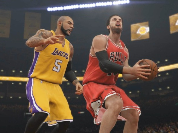 NBA 2K15 Visual Concepts 2K Sports Take-Two Interactive Sony PlayStation 2 PS3 PS4 Xbox 360 One PC Android iOS Xtreme Retro 2