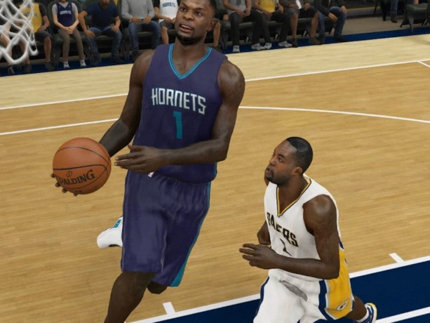 NBA 2K15 Visual Concepts 2K Sports Take-Two Interactive Sony PlayStation 2 PS3 PS4 Xbox 360 One PC Android iOS Xtreme Retro 3