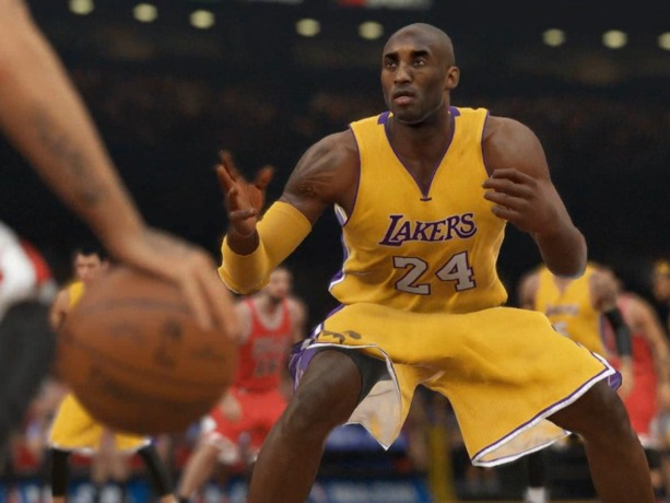 NBA 2K15 Visual Concepts 2K Sports Take-Two Interactive Sony PlayStation 2 PS3 PS4 Xbox 360 One PC Android iOS Xtreme Retro 4