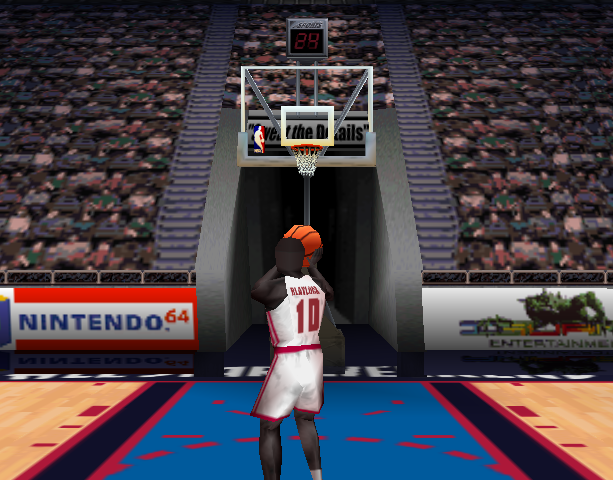 NBA Jam 99 Acclaim Nintendo 64 N64 Xtreme Retro 4