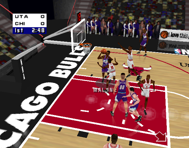 NBA Live 99 Electronic Arts EA Canada Nintendo 64 N64 Sony PlayStation PSX PSone Microsoft Windows Sports Xtreme Retro 2
