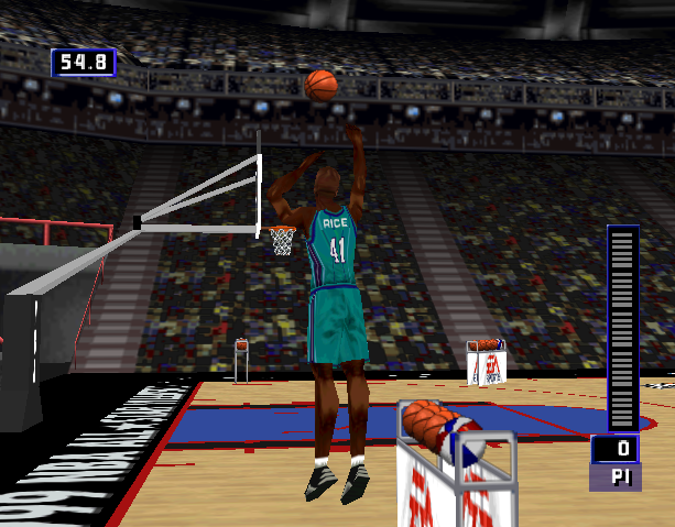 NBA Live 99 Electronic Arts EA Canada Nintendo 64 N64 Sony PlayStation PSX PSone Microsoft Windows Sports Xtreme Retro 7