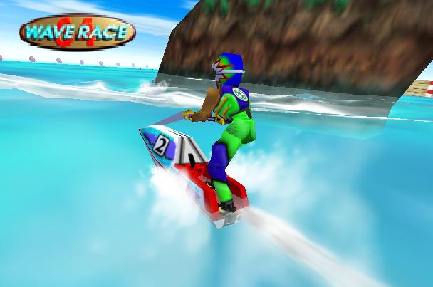 Nintendo 64 N64 Wave Race 64 Xtreme Retro 2
