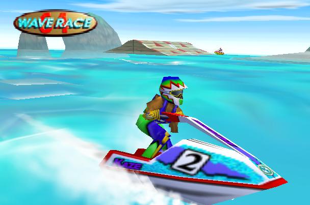 Nintendo 64 N64 Wave Race 64 Xtreme Retro 3