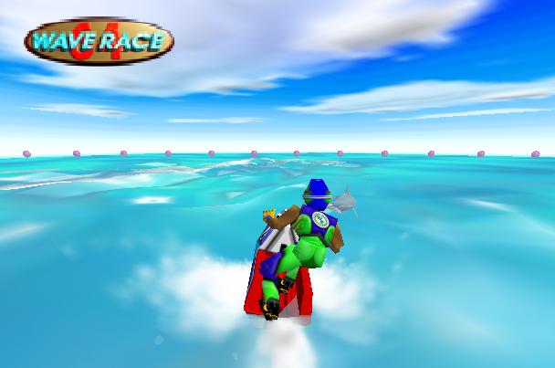 Nintendo 64 N64 Wave Race 64 Xtreme Retro 4