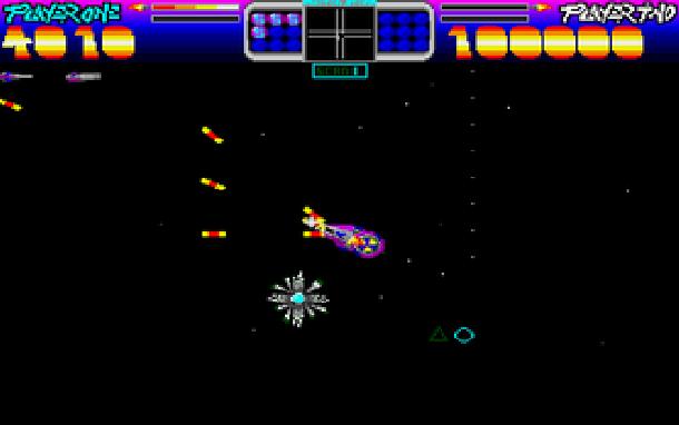 Photon Storm 1990 Llamasoft Jeff Minter Atari ST Amiga Shooter Xtreme Retro