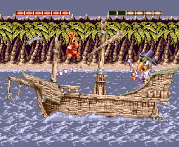 Puggsy Traveller's Tales Psygnosis Sega CD Mega CD Mega Drive Genesis Amiga Jon Burton and Andy Ingram Platform Puzzle Xtreme Retro 11