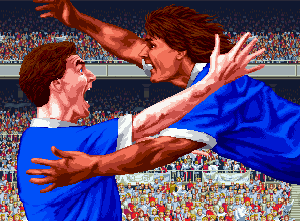 Real Football 2006 Gameloft Java Mobile Pixel Art Xtreme Retro