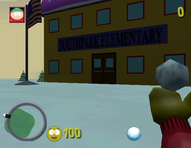 South Park 1998 Nintendo 64 N64 1999 Microsoft Windows PC Sony PlayStation PSX PSone FPS Iguana Entertainment Appaloosa Interactive Acclaim Xtreme Retro 9