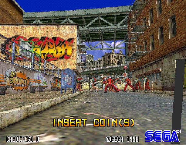 SpikeOut Sega Model 3 Arcade Coin Op Street Brawler Beat'em up Xtreme Retro 2