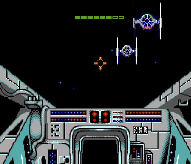 Star Wars Master System Xtreme Retro 2