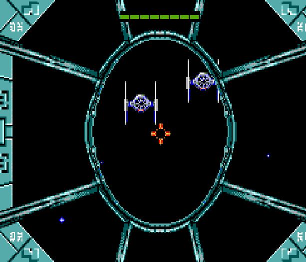 Star Wars Master System Xtreme Retro 4