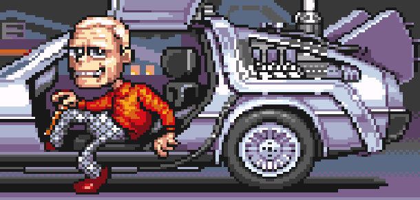 Super Back To The Future Part II Super Famicom SNES Xtreme Retro 6