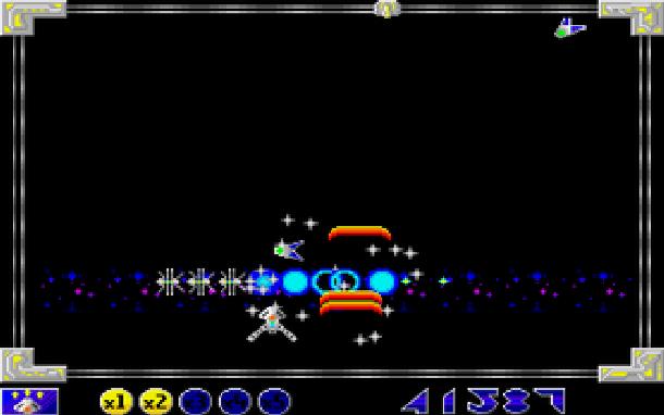 Super Gridrunner Llamasoft Jeff Minter Atari ST Amiga Shooter Xtreme Retro