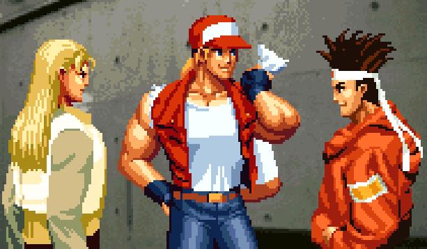 The King of Fighters 95 KOF 95 SNK Arcade Neo Geo CD Sony PlayStation PSX PSone Sega Saturn Fighting Xtreme Retro Pixel Art