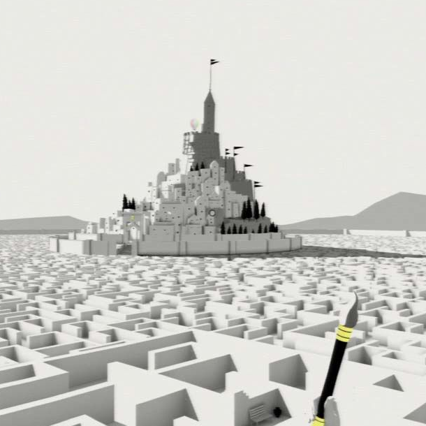 The Unfinished Swan Sony Computer Entertainment Giant Sparrow PlayStation PS3 PS4 PS Vita Xtreme Retro 10