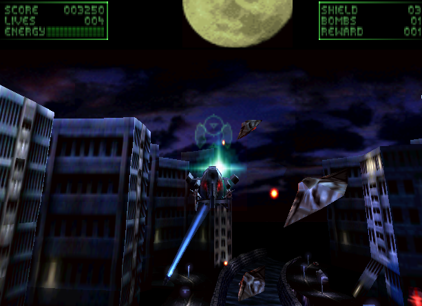 Viper Ocean Software Sony PlayStation PSX PSone Shoot'em up Xtreme Retro 2