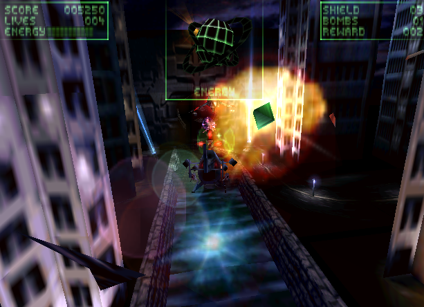 Viper Ocean Software Sony PlayStation PSX PSone Shoot'em up Xtreme Retro 4