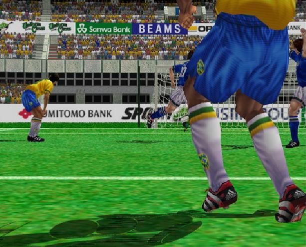 Virtua Striker 2 Version 98 Sega AM2 Model 3 Arcade Coin Op Sports Xtreme Retro 1