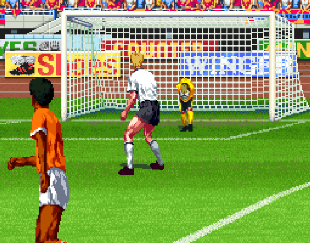 World League Soccer 98 WLS98 Eidos Silicon Dreams Sports Football Sony PlayStation PSX PSone Sega Saturn Windows PC Pixel Art Xtreme Retro