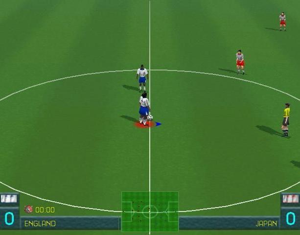 World League Soccer 98 WLS98 Eidos Silicon Dreams Sports Football Sony PlayStation PSX PSone Sega Saturn Windows PC Xtreme Retro 6