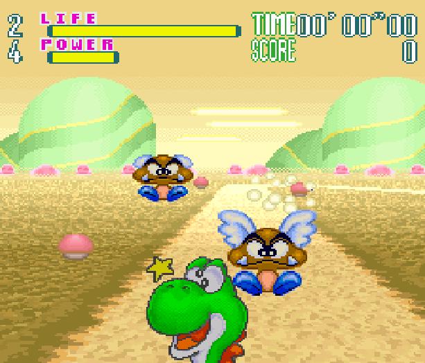 Yoshi's Safari Road Hunting Super Nintendo SNES Super Scope Xtreme Retro