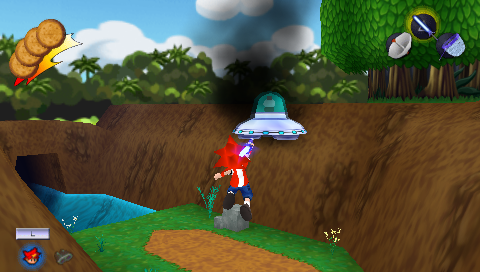 226669-ape-escape-on-the-loose-psp-screenshot-monkey-in-ufo