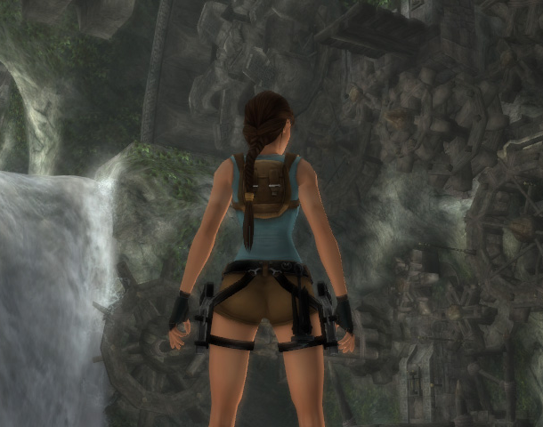 4-ghana-lara-croft-tomb-raider-legend-crystal-dinamics-eidos-interactive-sony-playstation-2-psp-microsoft-xbox-nintendo-gamecube-gc-nds-game-boy-advance-gba-pc