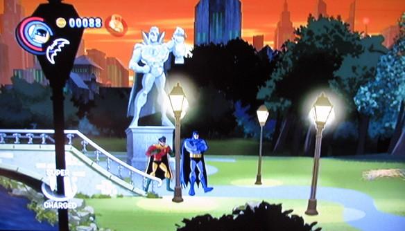 Batman the Brave and the Bold Nintendo Wii Beat'em up Comic WayForward Technologies Warner Bros Art Xtreme Retro 3