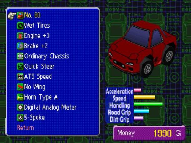 choro-q3-penny-racers-takara-tansoft-sony-playstation-psx-psone-racing-xtreme-retro-2