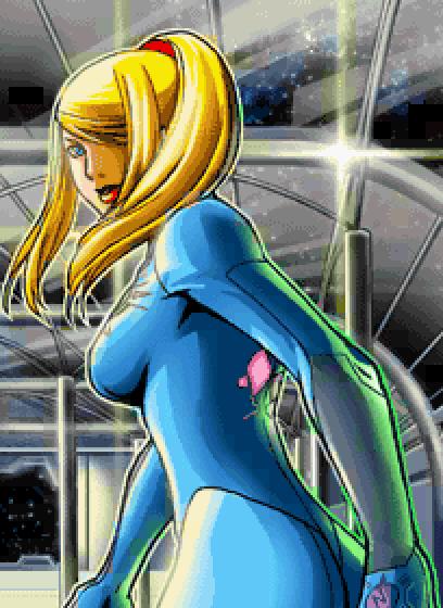 metroid-prime-hunters-nintendo-ds-nds-fps-xtreme-retro-zero-suit-samus-pixel-art