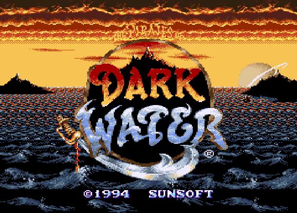 The Pirates of Dark Water Sunsoft Super Nintendo SNES Beat'em up Xtreme Retro 3