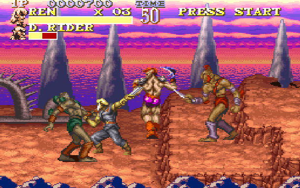 The Pirates of Dark Water Sunsoft Super Nintendo SNES Beat'em up Xtreme Retro 6