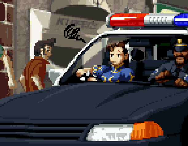 hyper-street-kart-the-road-warriors-super-nintendo-snes-hack-chun-li-capcom-street-fighter-pixel-art-xtreme-retro