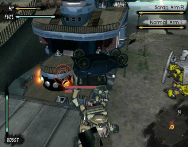 steambot-chronicles-ponkotsu-roman-daikatsugeki-bumpy-trot-action-rpg-irem-atlus-sony-playstation-2-ps2-xtreme-retro-5