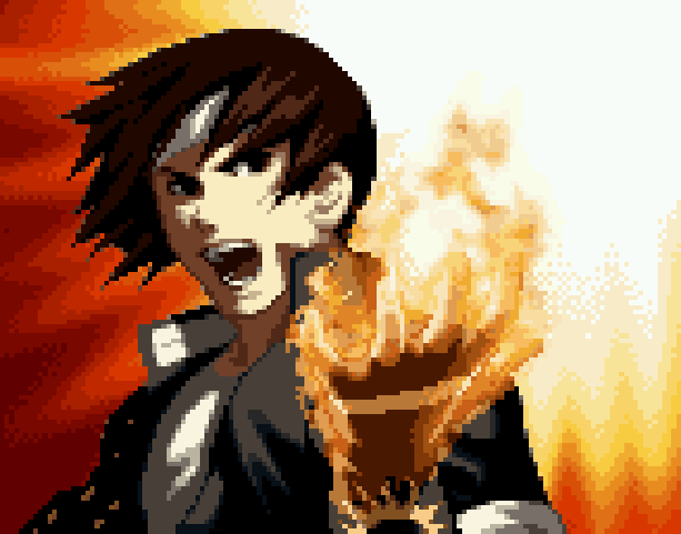 the-king-of-fighters-kof-snk-kyo-pixel-art-xtreme-retro