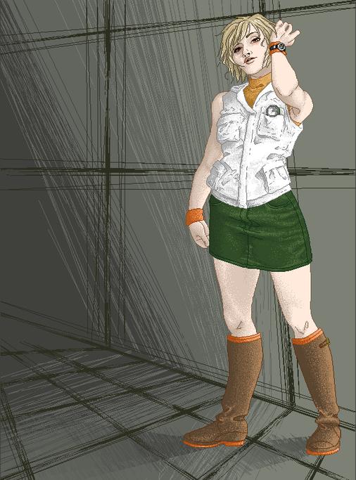 heather-mason-silent-hill-3-pixel-art-xtreme-retro