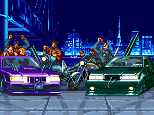 racing-games-sega-genesis-mega-drive-md-super-nintendo-snes-pixel-art-xtreme-retro