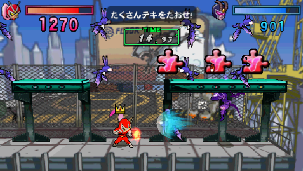 viewtiful-joe-red-hot-rumble-capcom-nintendo-gamecube-gc-sony-playstation-portable-psp-fighting-xtreme-retro-2