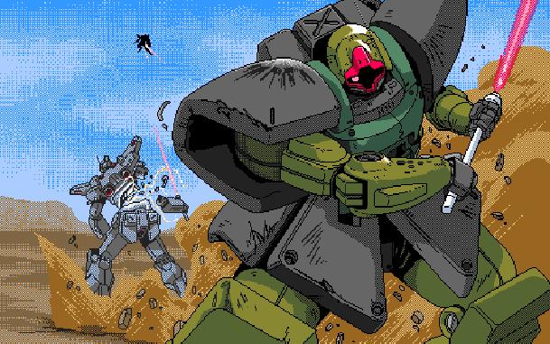 sd-gundam-dimension-war-bandai-1995-virtual-boy-pixel-art-xtreme-retro