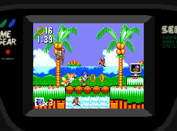 Master System Vs Game Gear