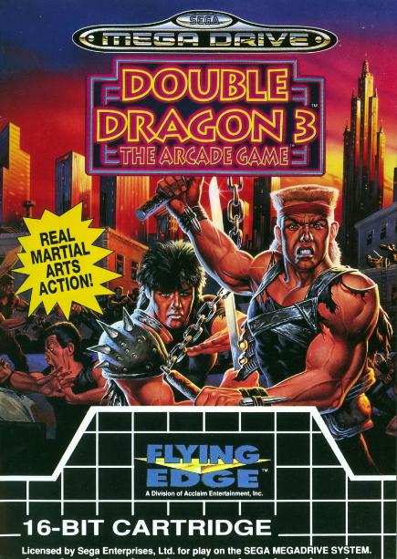 Double Dragon 6
