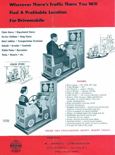 arcades de conducci n aquellos locos y viejos cacharros. Black Bedroom Furniture Sets. Home Design Ideas