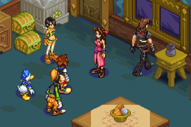 Cronologia De La Saga Kingdom Hearts