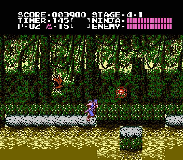 Ninja Gaiden Tecmo Nintendo Nes Famicom Xtreme Retro
