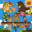 El lanzamiento de Mario + Rabbids Kingdom Battle en Switch es una buena excusa para recordar otros célebres encuentros entre diversas franquicias. MARIO SLAM BASKETBALL (DS) Algunos personajes clásicos de […]