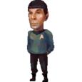 Hete aquí una estadística ficticia pero creíble: ocho de cada diez fans de Star Trek prefieren la convencional serie The Next Generation antes que ver al Capitán Kirk repartiendo besos […]