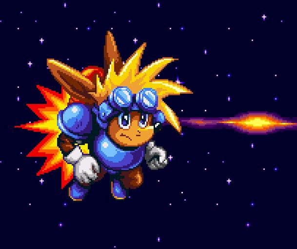 Resultado de imagen de Rocket Knight Adventures
