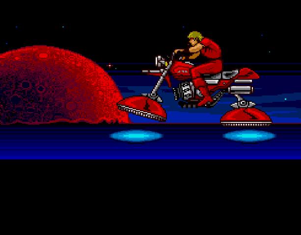 The Space Adventure Cobra The Legendary Bandit