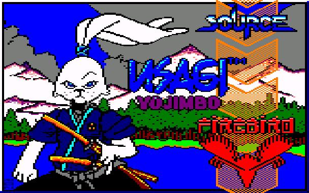Toni Cantó vuelve a cambiar de Partido Político. - Página 13 Samurai-Warrior-The-Battles-of-Usagi-Yojimbo-Amstrad-CPC-Xtreme-Retro